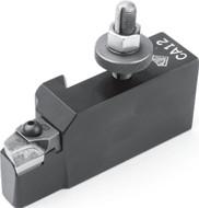 Aloris Turning Holder For Carbide Triangular Inserts - AXA-12