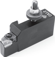 Aloris Turning Holder For Carbide Triangular Inserts - DA-12