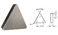 Aloris Carbide Triangular Inserts