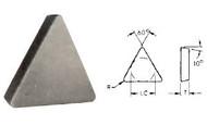 Aloris Carbide Triangular Inserts