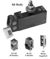 Aloris Adjustable Threading Holder For Right & Left-Hand Threading - AXA-88