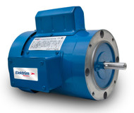 Elektrimax Rolled Steel Round Motor with C-Face 38CR-1-2-18 - 38CR1218