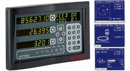 NEWALL Digital Readout DP700 for Mills, Lathes and Geometric Functions - DP703-12