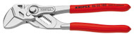 "Knipex Ratcheting Jaw Pliers #8603180, 7"" Length - 92-526-3"