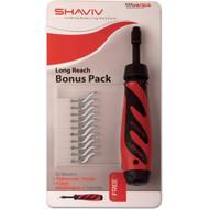 Shaviv Bonus Pack Deburring Tool Kit for Long Reach Work - 29256