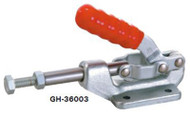 Good Hand Push/Pull Toggle Clamp, Holding Capacity: 600 lbs | Plunger Stroke: 1.25 - GH-36003