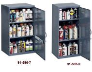 DURHAM Aerosol/Utility Lockable Storage Cabinets