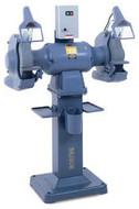 Baldor Industrial Grinder, 14 Inch, 7-1/2 HP, 1800 RPM, 3-Phase, 208-230/460V - 1411W