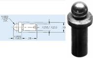 TE-CO Carbide Ball, Inspection Ball - 11070