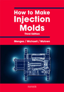 Hanser Gardner How To Make Injection Molds 3E - 282-0