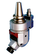 Dorian Universal CNC Adjustable Angle Head - ER25 Collet system
