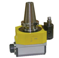 Dorian 90º CNC Adjustable Angle Head, ER32 Collet System