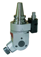 Dorian Universal CNC Adjustable Angle Head, ER32 Collet System