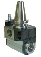 Dorian 90º CNC Adjustable Angle Head, TP40 Collet System