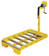 Wesco Battery Transfer Cart - 274260