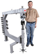 "Woodward Fab English Wheel 43"" Throat Depth - WFEW-45T"