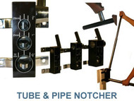 Woodward Fab Tube & Pipe Notcher for 90° Notching