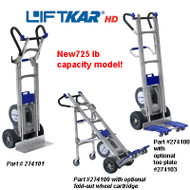 Wesco LiftKar HD Heavy Duty Stair Climbing Trucks - Penn Tool Co , Inc