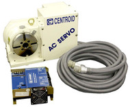 Centroid Precision CNC Rotary Table AC Package RT-170 - 10907A