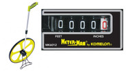 """Komelon 19"""" Meter Man Measuring Wheel (Metric) - MK60M"""