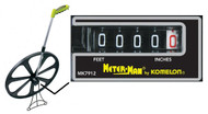 """Komelon 25"""" Meter Man Measuring Wheel"""