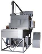 CRESS Aluminum Drop Bottom Industrial Furnaces