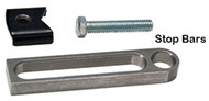 Stop Bars for Strong Hand FixturePoint Welding Table - T60632