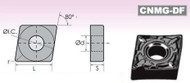 Precise CNMG/DF BLACK DIAMOND COATED CARBIDE INSERTS