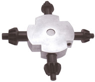 LFA KEY CAD-DE FOR INDUSTRIAL DRILL CHUCKS - 2310