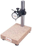 Starrett Dial Gage Granite Comparator Stand & Indicator Set