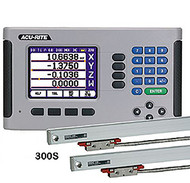 ACURITE DIGITAL READOUT 2-AXIS LCD MILL PACKAGES - 21313-35