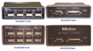 Mitutoyo MULTIPLEXERS - DIGIMATIC/USB and RS-232 INTERFACE UNITS
