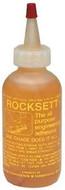 Rocksett Engineering Adhesive, 4 oz. Bottle - 98-018-5