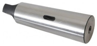 "Interstate Morse Taper Sleeve, Soft with Hardened Tang, 1MT Inside, 5MT Outside, 1/4"" Projection - 66-756-8"