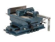 "Cross-Slide Drill Press Vise 6"" Jaw - 76-732-7"