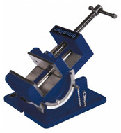 """Gibraltar Cradle Style Angle Vise, 3"""" Jaw Width, 3"""" Opening - 76-584-2"""