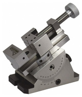 """Gibraltar Precision Universal Vise, 2-3/4"""" Jaw Width, 3"""" Opening - 76-583-4"""