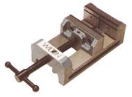 """Wilton Industrial Drill Press Vise 4"""" Jaw Width - 66-726-1"""