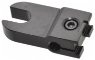"Brown & Sharpe Lug-back Bracket 599-980-10, slot is 1/4"" - 20-429-7"