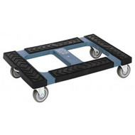 Quantum Storage Systems Plastic Mobile Dolly DLY-3018 - 93-404-2