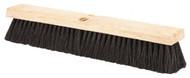 """PRO-SOURCE Natural Fiber Indoor Broom, 18"""" Wide Head - 62-603-6"""
