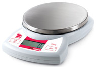 Ohaus Compact Scale CS2000P, 2000g, with US Postal Chart - 32-628-0