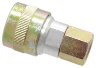 Jupiter Pneumatics 1/4 Female NPT Schrader Twist-Lock Pneumatic Hose Coupler 2342072511JP - 51-777-1