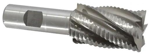 Coarse Tooth 1-1//4 x 3//4 Shank Cobalt Steel Roughing End Mills Regular