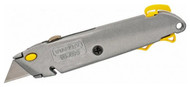 Stanley Quick Change Retractable Blade Utility Knife #10-499 - 82-372-4
