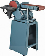 "Enco Combination Sanding Machine (6"" x 48"" Belt and 9"" Disc) - 90-189-2"