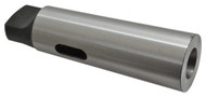 "Interstate Morse Taper Sleeve, Hardened & Ground Throughout, 3MT Inside, 5MT Outside, 1/4"" Projection - 44-678-1"