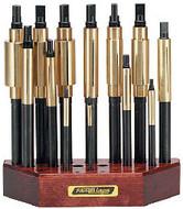 "Acro Laps, Barrel Set (1/8"" - 1"" x 32nds) - BLS-600"