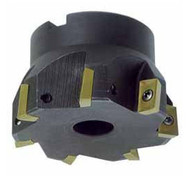 "Indexable Face Mill, 2-1/2"" Diameter - 954-025"