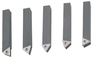 """Indexable Carbide Turning Tool, 1"""" x 1"""" Shank, Style E-16 - 82-285-8"""